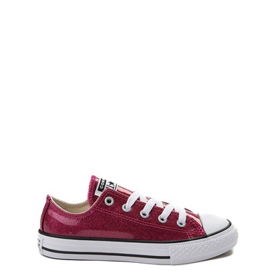 Main view of Youth/Tween Converse Chuck Taylor All Star Lo Glitter Sneaker