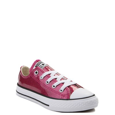 Alternate view of Youth/Tween Converse Chuck Taylor All Star Lo Glitter Sneaker