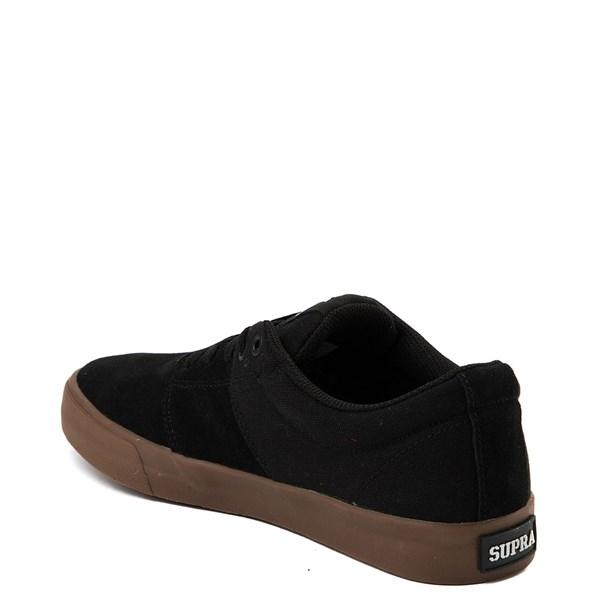 alternate view Mens Supra Stacks II Vulc Skate ShoeALT2