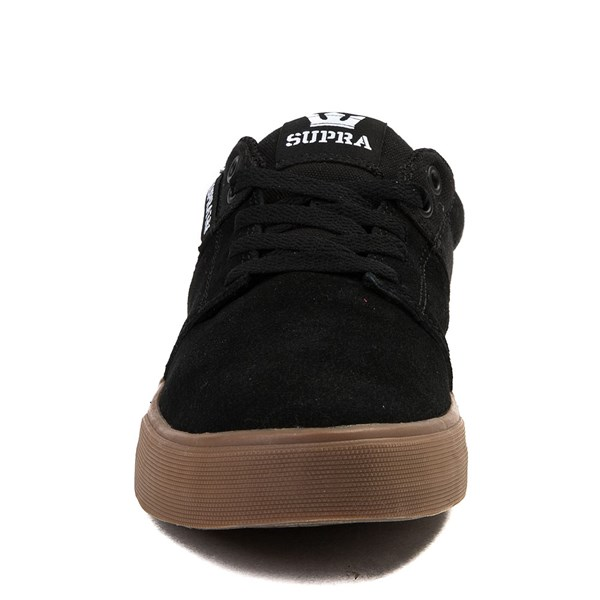 alternate view Mens Supra Stacks II Vulc Skate ShoeALT4
