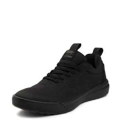 Alternate view of Vans All-Black UltraRange Rapidweld Skate Shoe