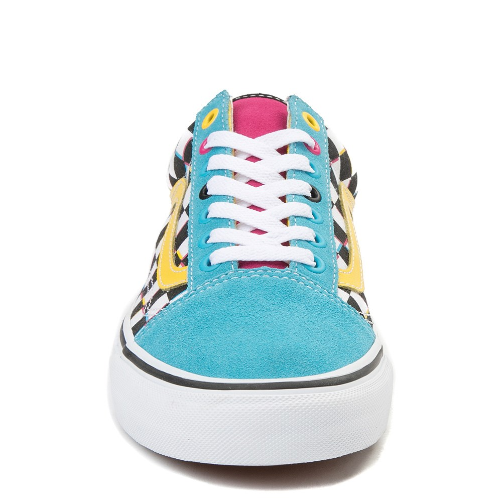 Vans Old Skool Chex Skate Shoe  b69c2ba1a