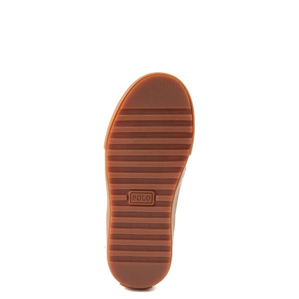 alternate view Chett Casual Shoe by Polo Ralph Lauren - Little Kid - BrownALT3