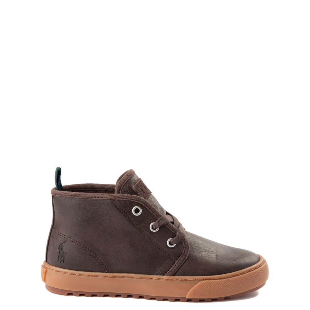 Chett Casual Shoe by Polo Ralph Lauren - Big Kid - Brown