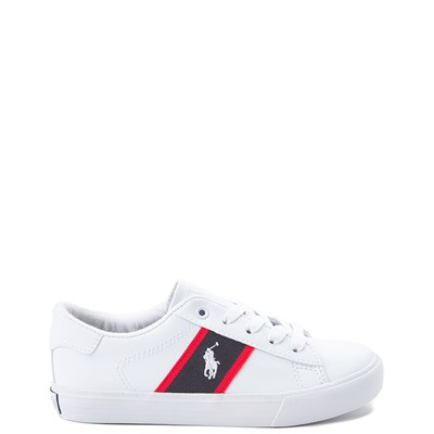 Main view of Geoff Casual Shoe by Polo Ralph Lauren - Little Kid
