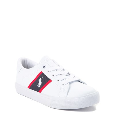 Alternate view of Geoff Casual Shoe by Polo Ralph Lauren - Little Kid