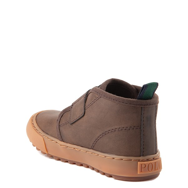 alternate view Chett Casual Shoe by Polo Ralph Lauren - Baby / Toddler - BrownALT1