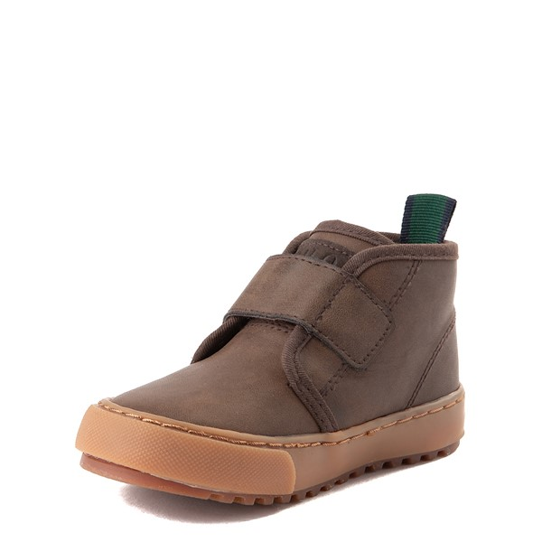 alternate view Chett Casual Shoe by Polo Ralph Lauren - Baby / Toddler - BrownALT2