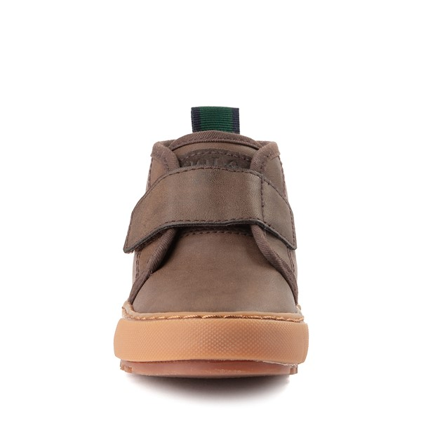 alternate view Chett Casual Shoe by Polo Ralph Lauren - Baby / Toddler - BrownALT4