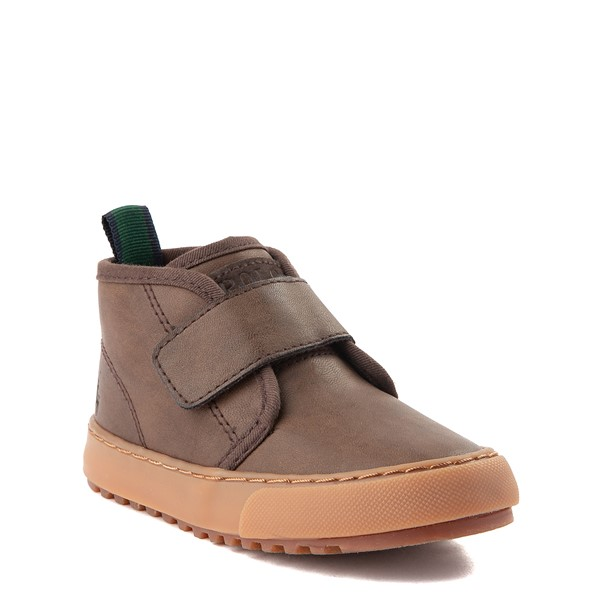 alternate view Chett Casual Shoe by Polo Ralph Lauren - Baby / Toddler - BrownALT5