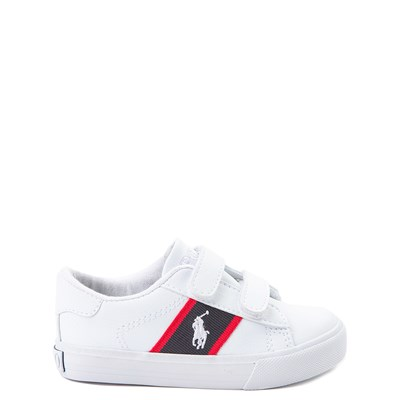 Main view of Toddler Geoff Casual Shoe by Polo Ralph Lauren