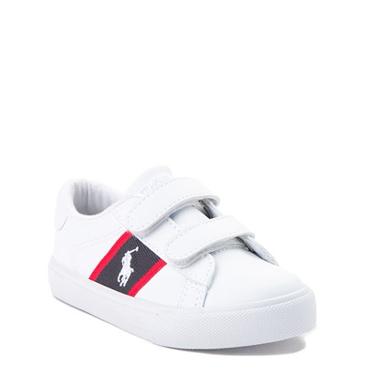 Alternate view of Toddler Geoff Casual Shoe by Polo Ralph Lauren