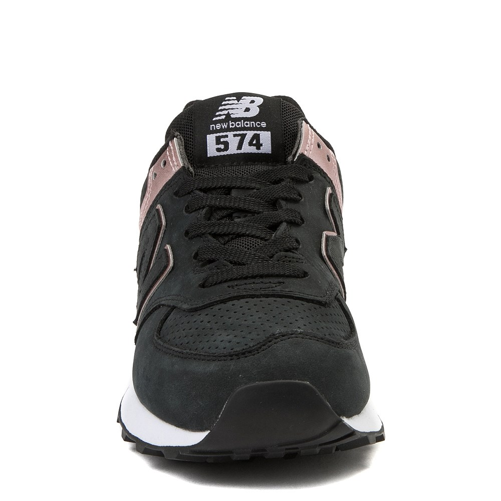 0157abbea9ca5 alternate view Womens New Balance 574 Athletic ShoeALT4