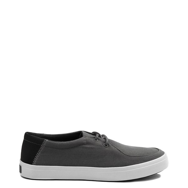 Mens Sperry Top-Sider Striper II Casual Shoe - Gray