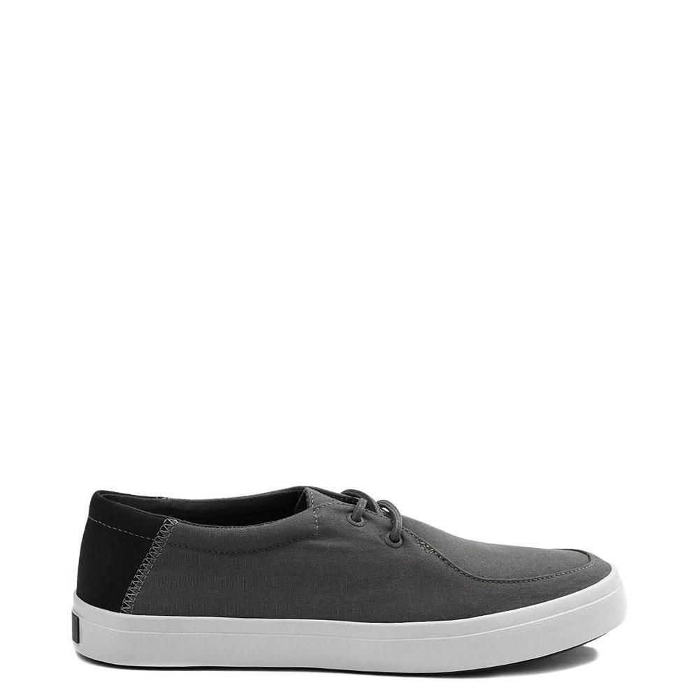 Mens Sperry Top-Sider Striper II Casual Shoe - Gray