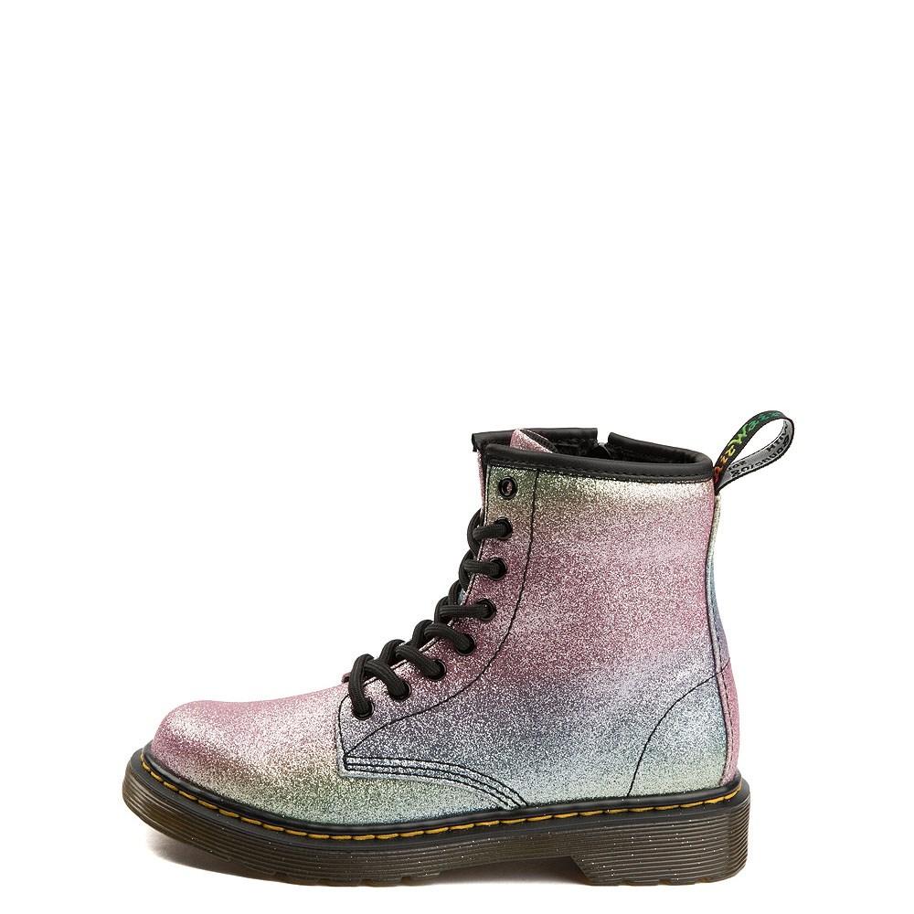 Girls Youth/Tween Dr. Martens 1460 8-Eye Glitter Boot