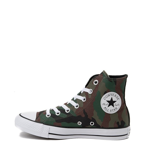 Alternate view of Converse Chuck Taylor All Star Hi Rose Patch Sneaker