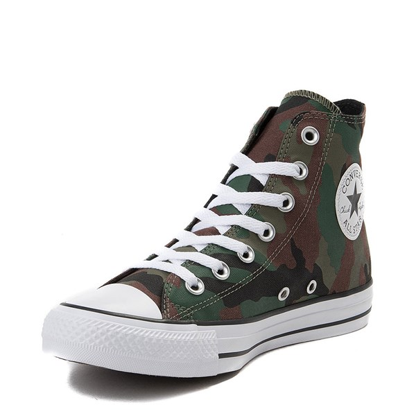 alternate view Converse Chuck Taylor All Star Hi Rose Patch SneakerALT3