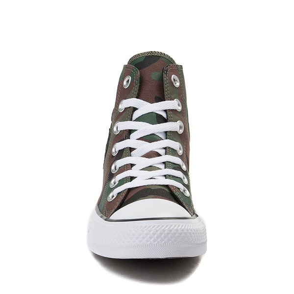 alternate view Converse Chuck Taylor All Star Hi Rose Patch SneakerALT4