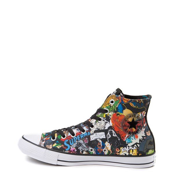 Alternate view of Converse Chuck Taylor All Star Hi DC Comics Justice League Sneaker