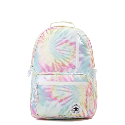 Main view of Converse Tie Dye Go Backpack
