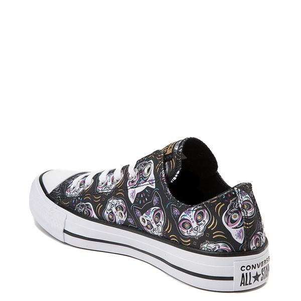 alternate view Converse Chuck Taylor All Star Lo Sugar Skull Cats SneakerALT2