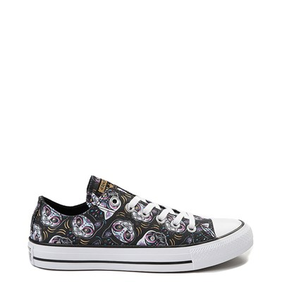 Main view of Converse Chuck Taylor All Star Lo Sugar Skull Cats Sneaker