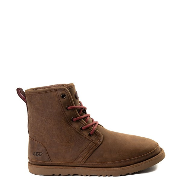Mens UGG® Harkley Waterproof Boot - Grizzly