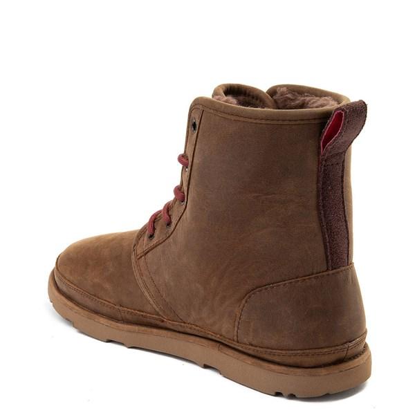 alternate view Mens UGG® Harkley Waterproof Boot - GrizzlyALT2