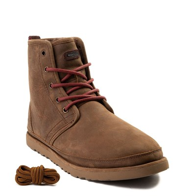 Alternate view of Mens UGG® Harkley Waterproof Boot - Grizzly