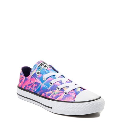 Alternate view of Converse Chuck Taylor All Star Lo Geo Prism Sneaker - Little Kid