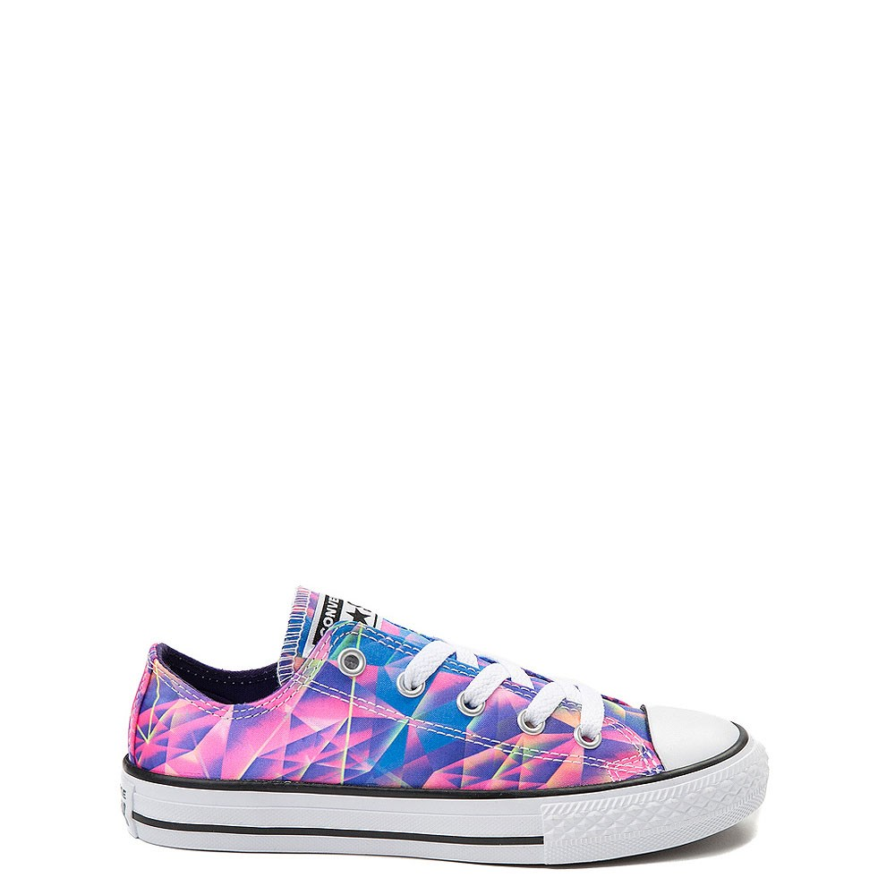 Youth Converse Chuck Taylor All Star Lo Geo Prism Sneaker