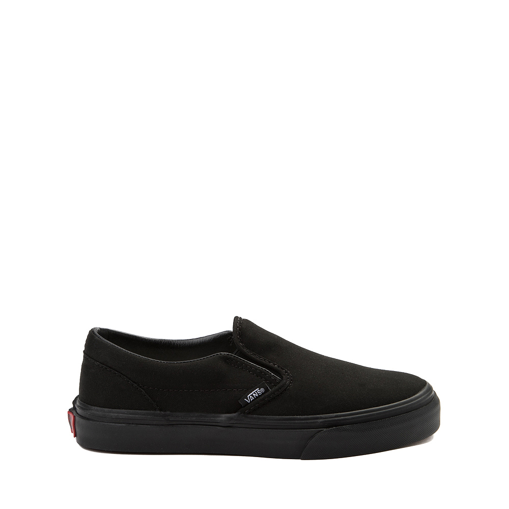 black slip on vans near me