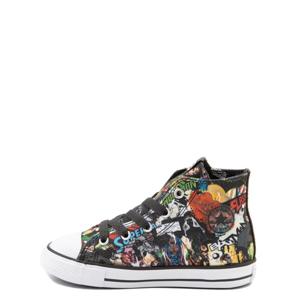 5b5a4457ea54 Converse Chuck Taylor All Star Hi DC Comics Justice League Sneaker - Baby    Toddler