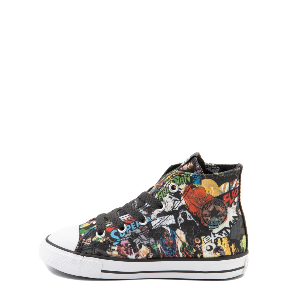 59ac716af4e5 Converse Chuck Taylor All Star Hi DC Comics Justice League Sneaker - Baby    Toddler. Previous. alternate image ALT6. alternate image default view.  alternate ...
