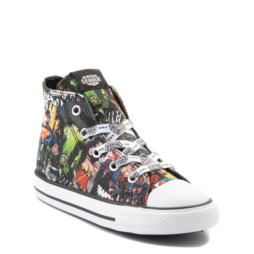 8a5ac90de211 Converse Chuck Taylor All Star Hi DC Comics Justice League Sneaker - Baby    Toddler. Previous. alternate image ALT6