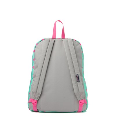 Alternate view of JanSport Superbreak Bleeding Heart Backpack