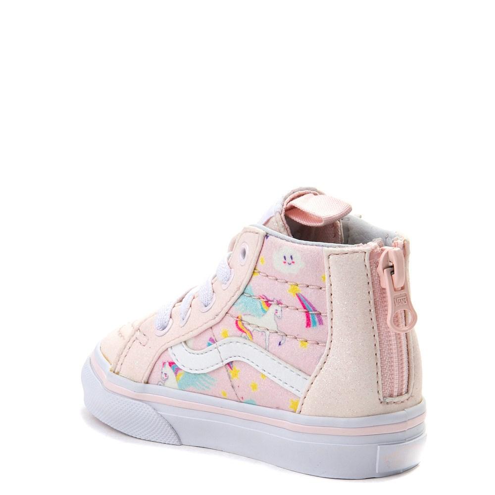 04fdf166d8 Vans Sk8 Hi Zip Pegasus Skate Shoe - Baby / Toddler