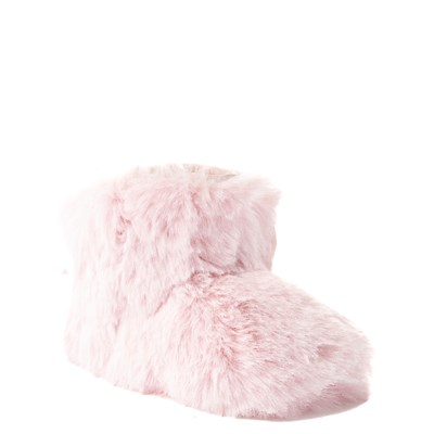 Alternate view of UGG® Jesse Bow Fluff Boot - Baby / Toddler - Light Pink