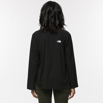 Alternate view of Womens The North Face Train N Logo Long Sleeve Tee