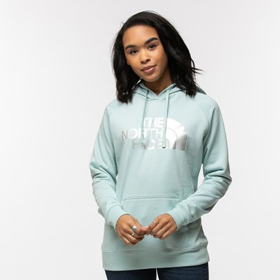 Main view of Womens The North Face Jumbo Half Dome Hoodie