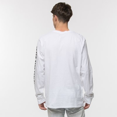 Alternate view of Mens The North Face Never Stop Exploring Long Sleeve Tee