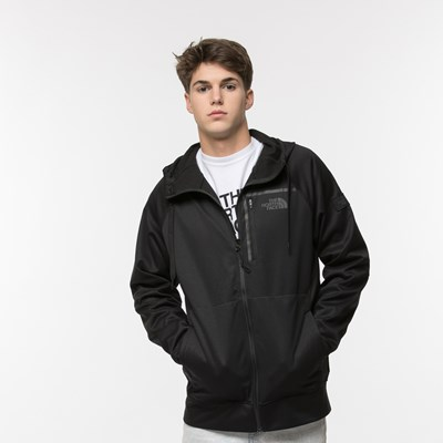 Main view of Mens The North Face Mack Ease FZ 2.0 Hoodie