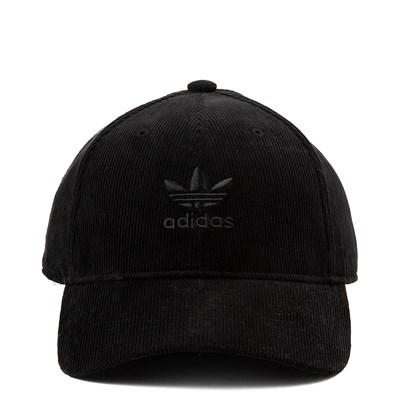 Main view of adidas Trefoil Corduroy Relaxed Dad Hat