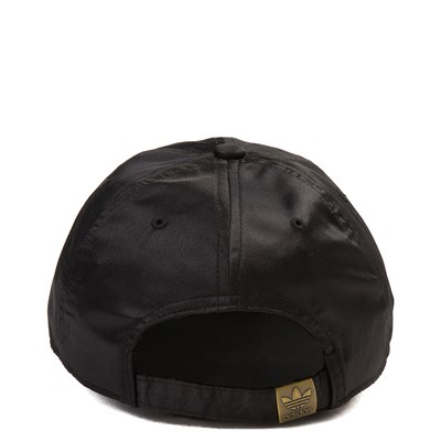 Alternate view of adidas Trefoil Satin Relaxed Dad Hat