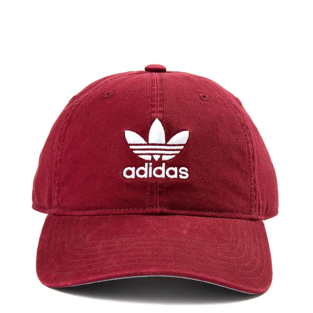 e283cd0a7a0 adidas Trefoil Relaxed Dad Hat. alternate image default view ...