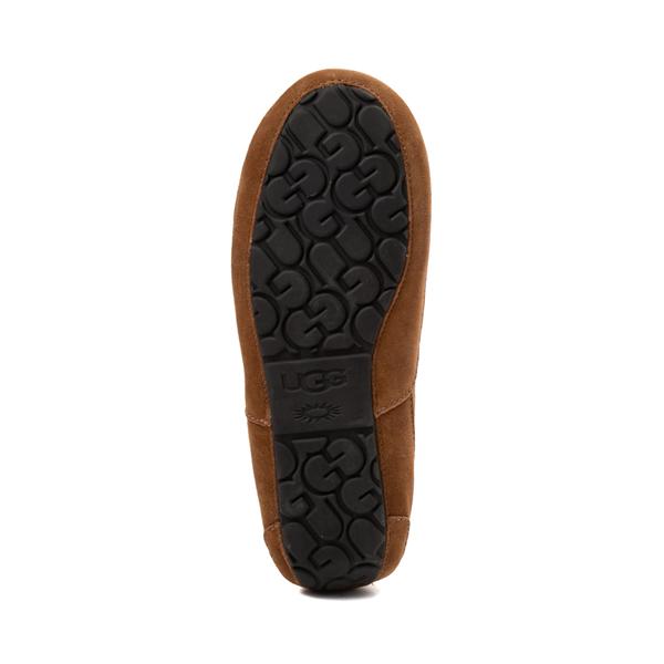 alternate view Mens UGG® Ascot Slip On Casual Shoe - ChestnutALT3