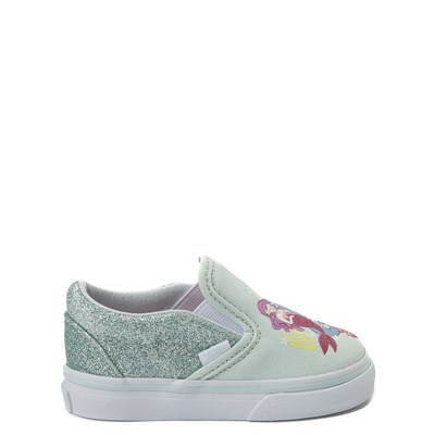 Toddler Vans Slip On Mermaid Skate Shoe