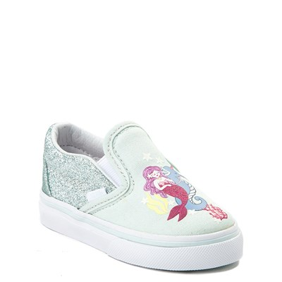 Alternate view of Toddler Vans Slip On Mermaid Skate Shoe