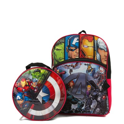 Main view of Marvel Avengers Backpack